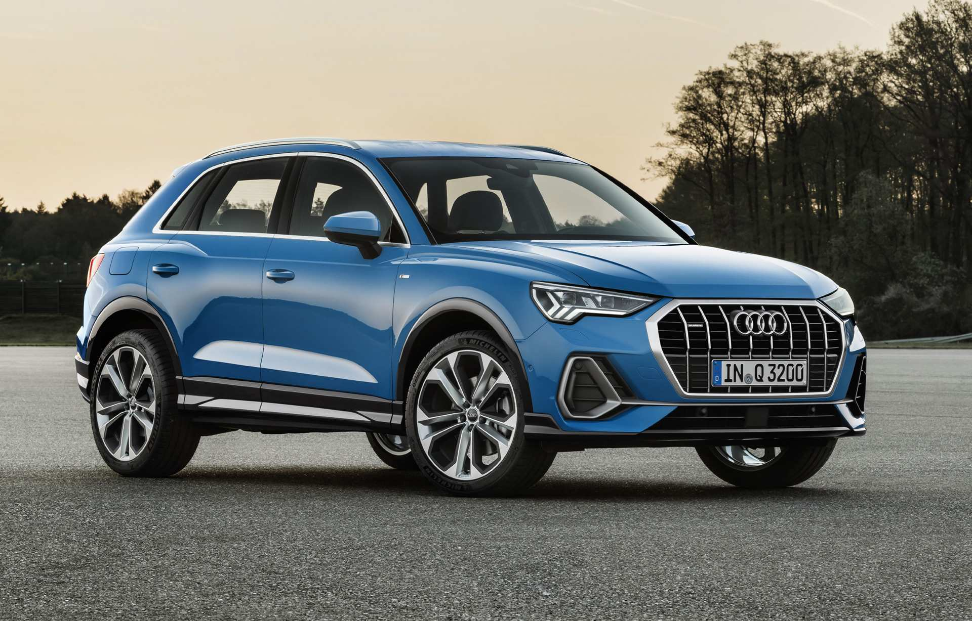 80 New 2019 Audi Q3 Dimensions Rumors for 2019 Audi Q3 Dimensions