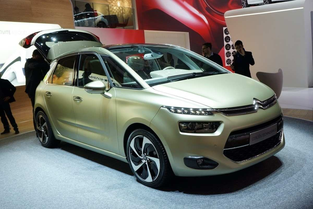 80 New 2019 Citroen C4 Picasso Specs with 2019 Citroen C4 Picasso