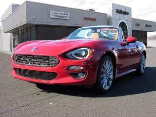 80 New 2019 Fiat 124 Spider Lusso New Concept for 2019 Fiat 124 Spider Lusso