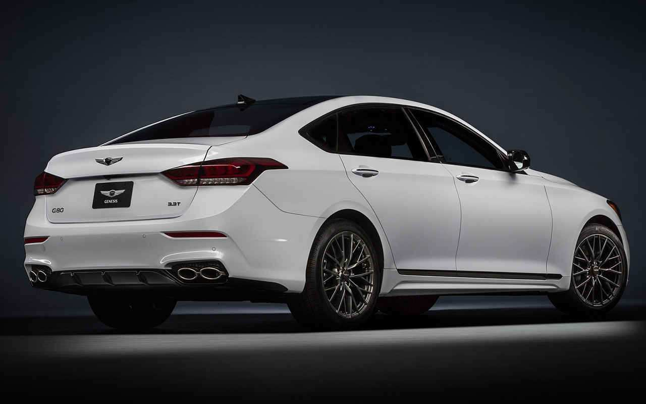 80 New 2019 Genesis Sport Configurations with 2019 Genesis Sport