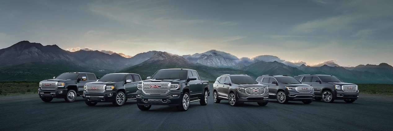 80 New 2019 Gmc Lineup Exterior and Interior by 2019 Gmc Lineup