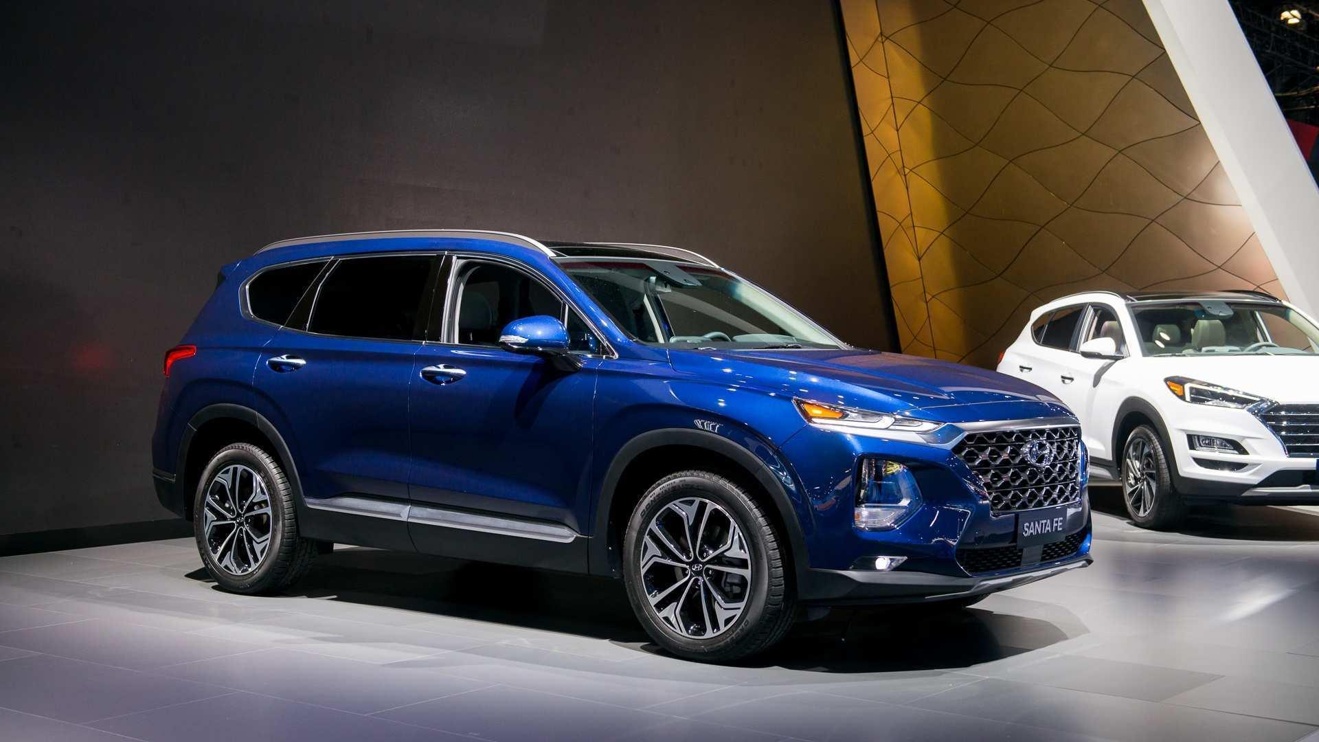 80 New 2019 Hyundai Santa Fe Sport Redesign Exterior by 2019 Hyundai Santa Fe Sport Redesign