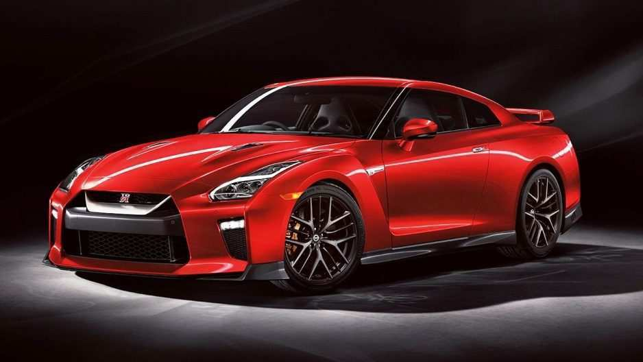 80 New 2019 Nissan Gtr Sedan Review with 2019 Nissan Gtr Sedan
