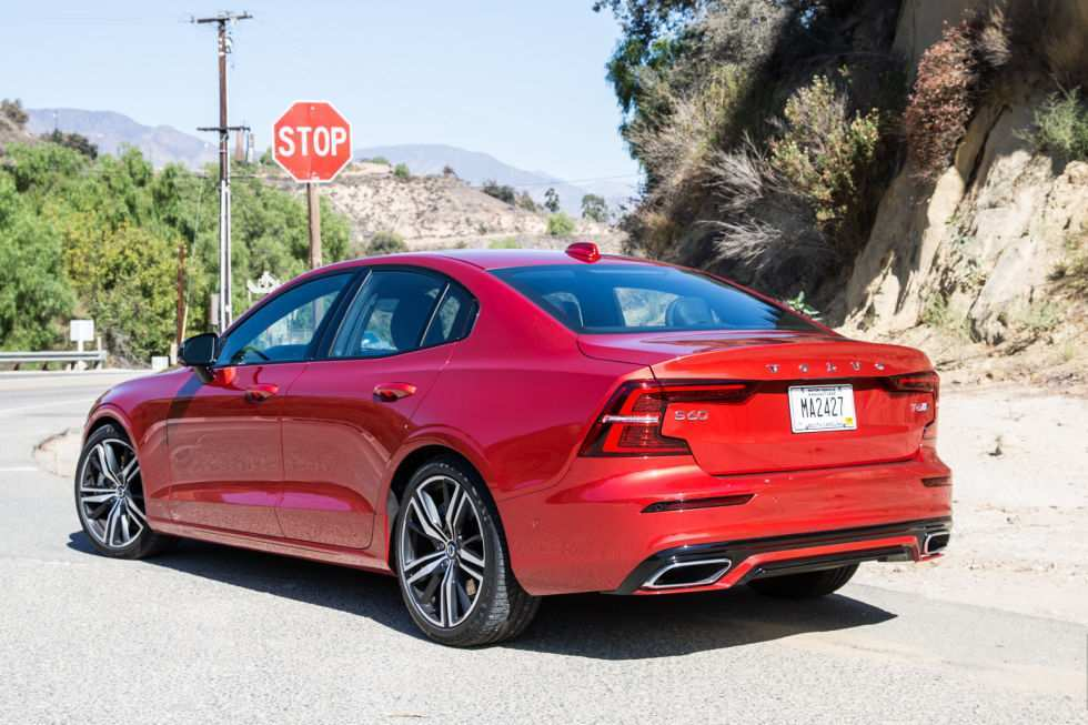 80 New 2019 Volvo S60 Performance and New Engine by 2019 Volvo S60