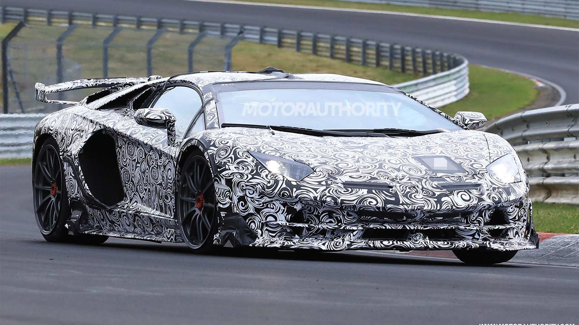 80 New 2020 Lamborghini Svj Performance and New Engine with 2020 Lamborghini Svj