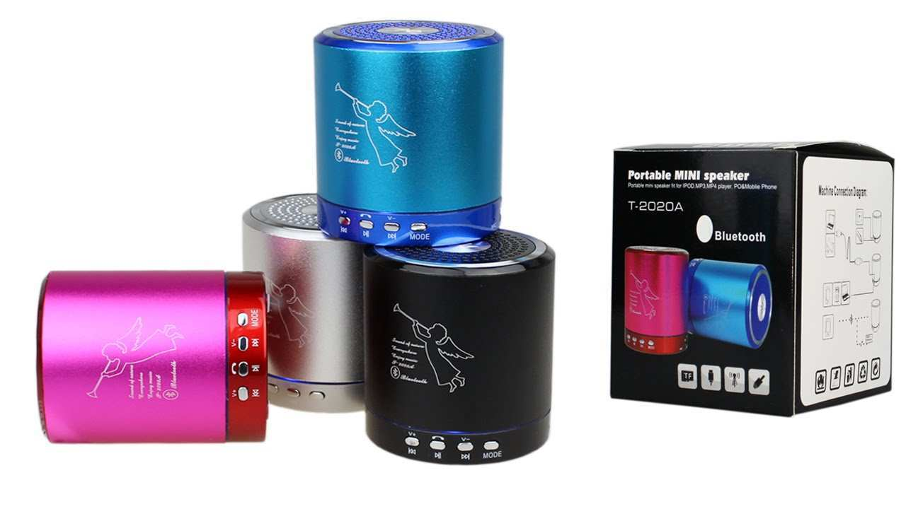 80 New Portable Mini Speaker T2020 Redesign and Concept for Portable Mini Speaker T2020