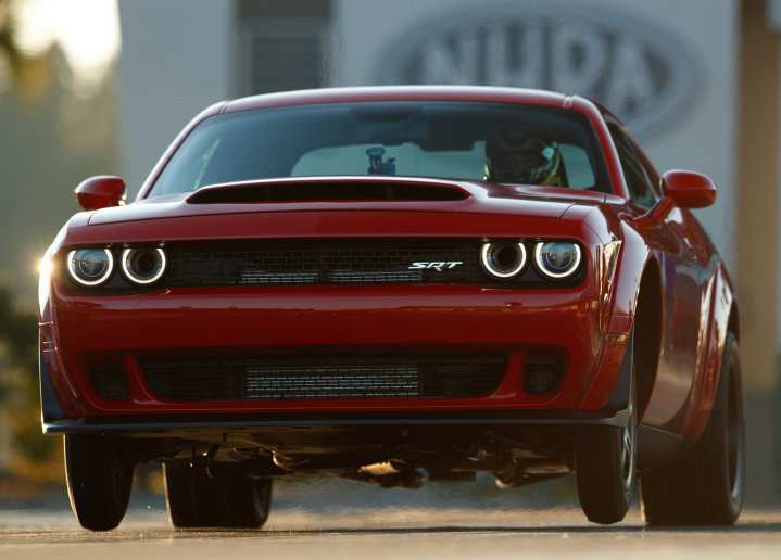 80 New Will There Be A 2019 Dodge Demon Interior for Will There Be A 2019 Dodge Demon