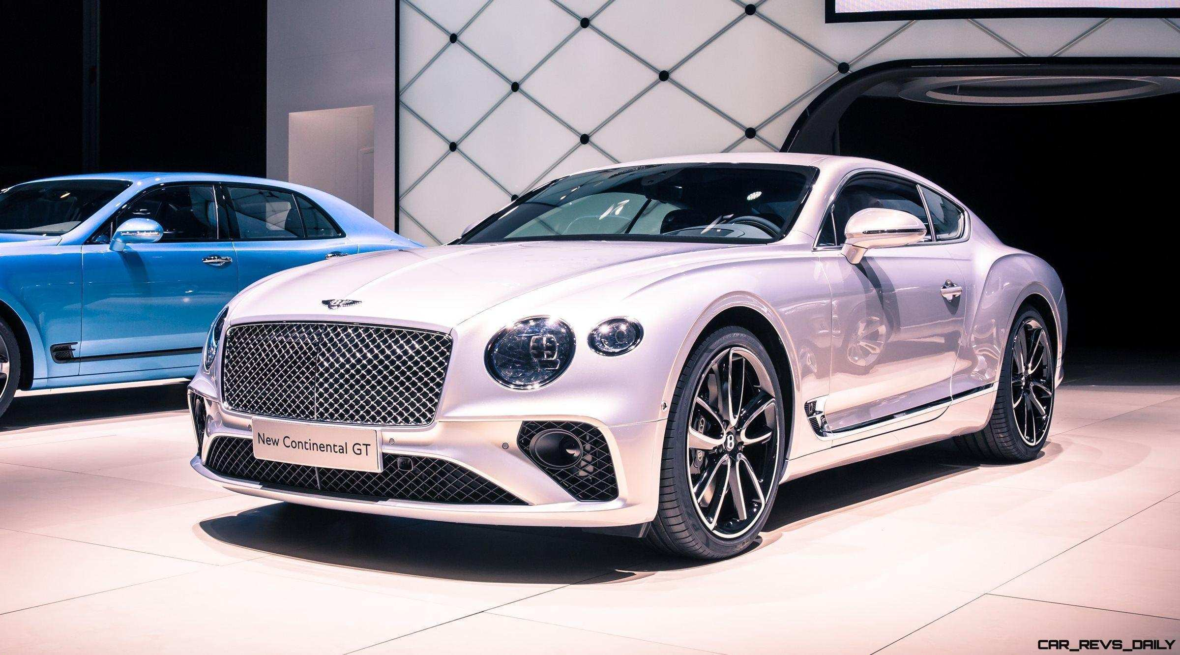 80 The 2019 Bentley Continental Gt Weight Price and Review with 2019 Bentley Continental Gt Weight