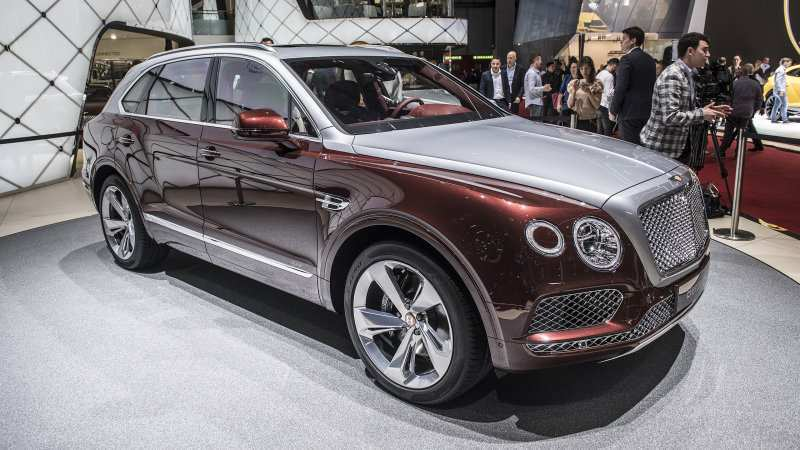 80 The 2019 Bentley Truck Specs for 2019 Bentley Truck