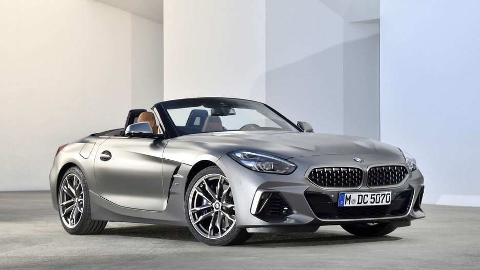 80 The 2019 Bmw Z4 Prices by 2019 Bmw Z4
