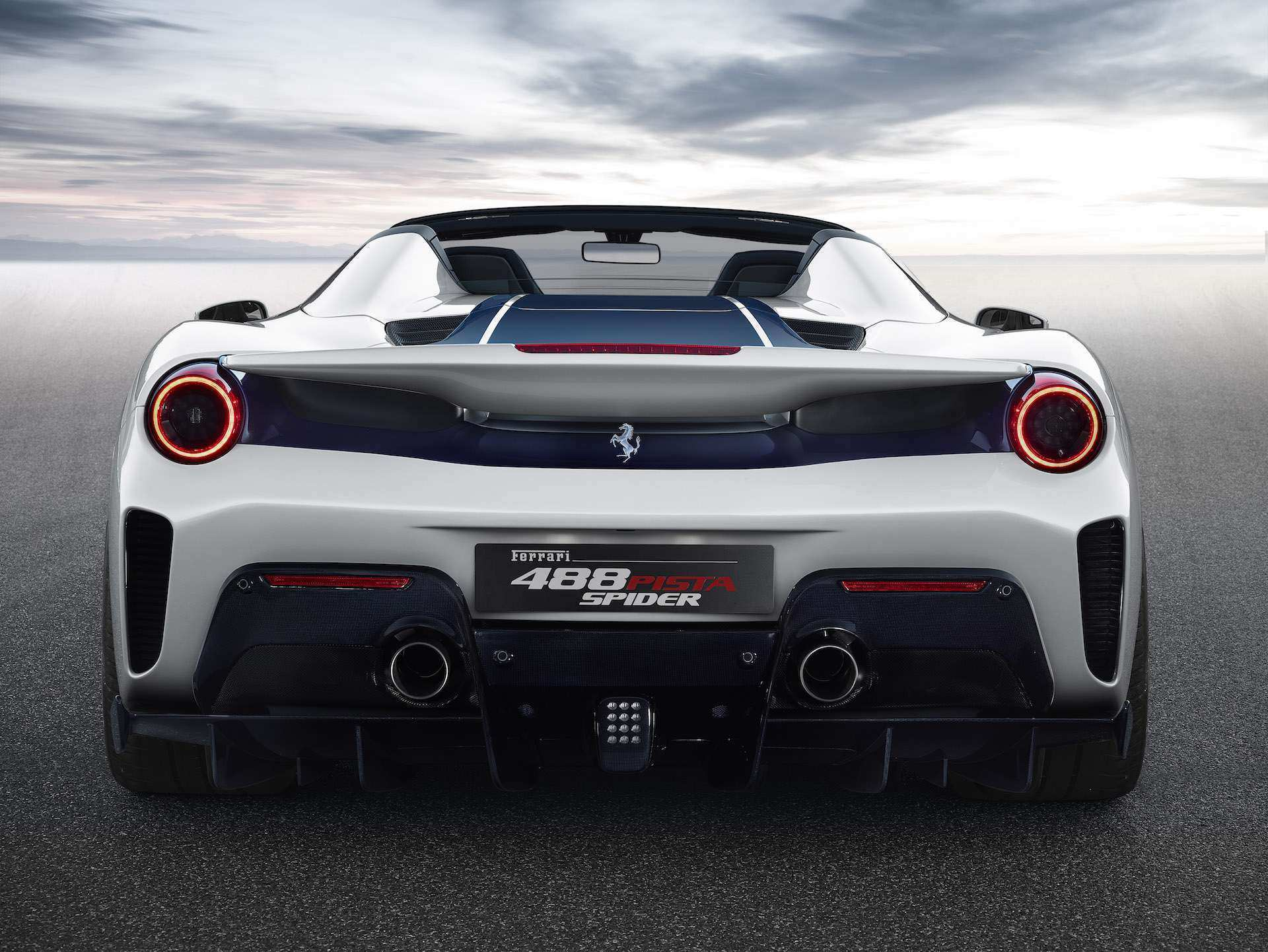 80 The 2019 Ferrari 488 Pista New Review by 2019 Ferrari 488 Pista