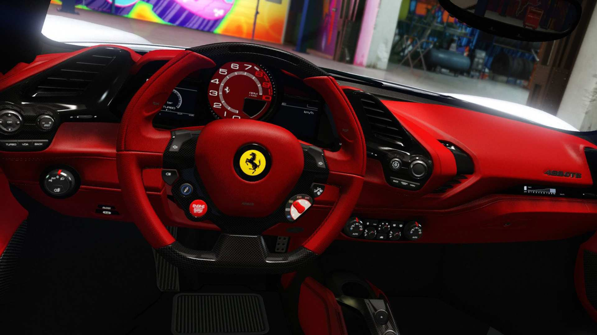 80 The 2019 Ferrari Interior Exterior and Interior by 2019 Ferrari Interior
