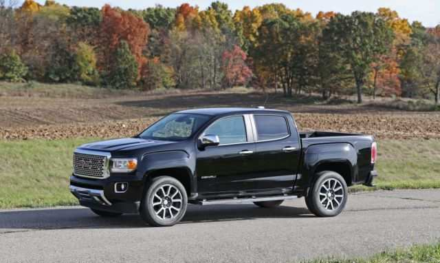 80 The 2019 Gmc Canyon Rumors First Drive with 2019 Gmc Canyon Rumors