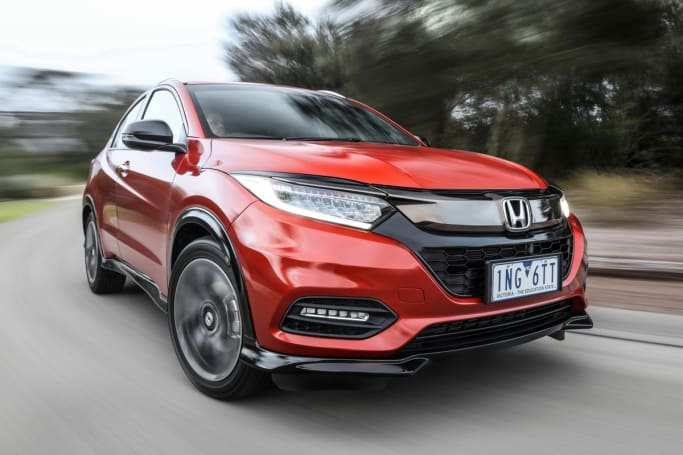 80 The 2019 Honda Hrv Changes Price with 2019 Honda Hrv Changes