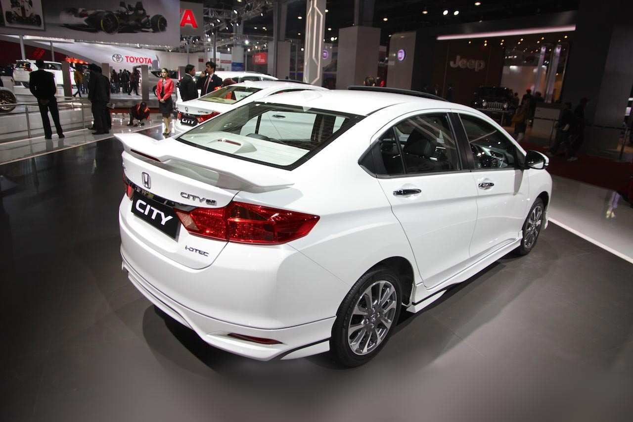 80 The 2019 New Honda City First Drive with 2019 New Honda City