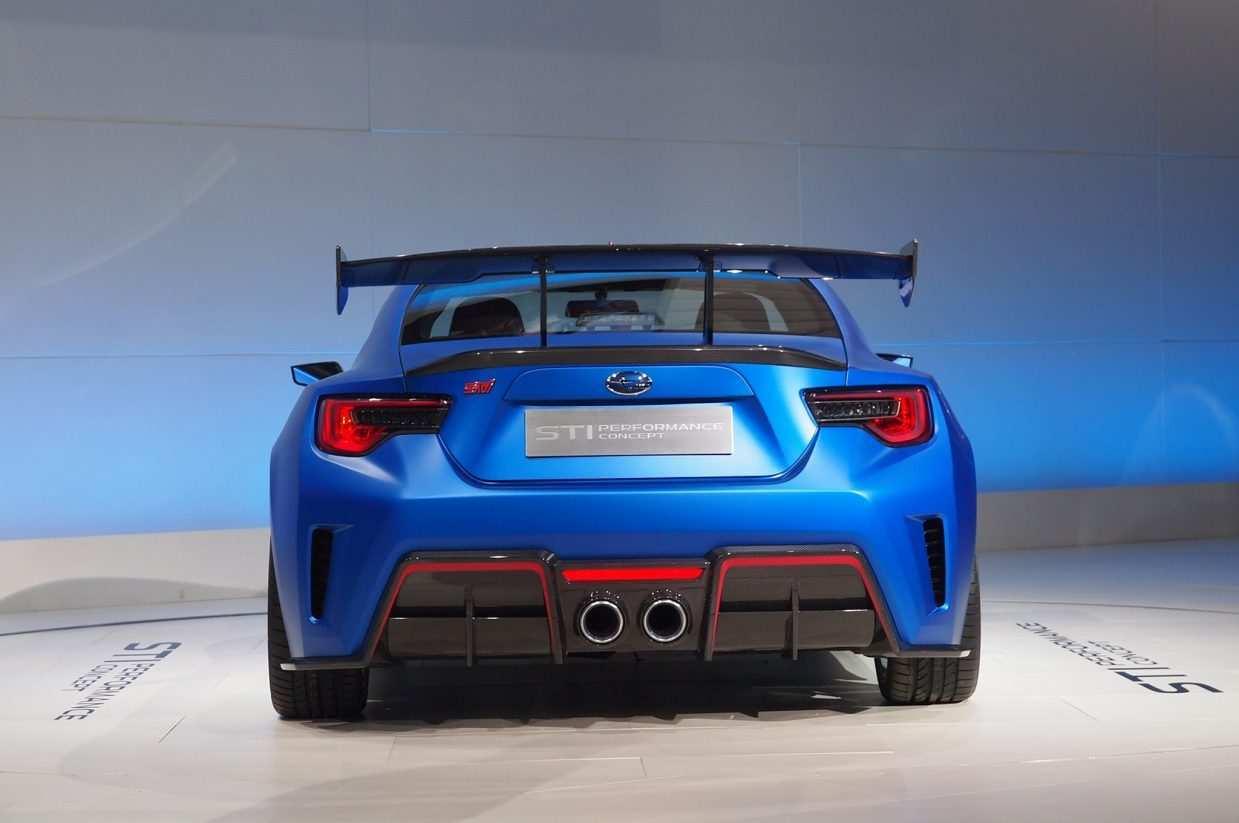 80 The 2019 Subaru Brz Turbo Exterior for 2019 Subaru Brz Turbo
