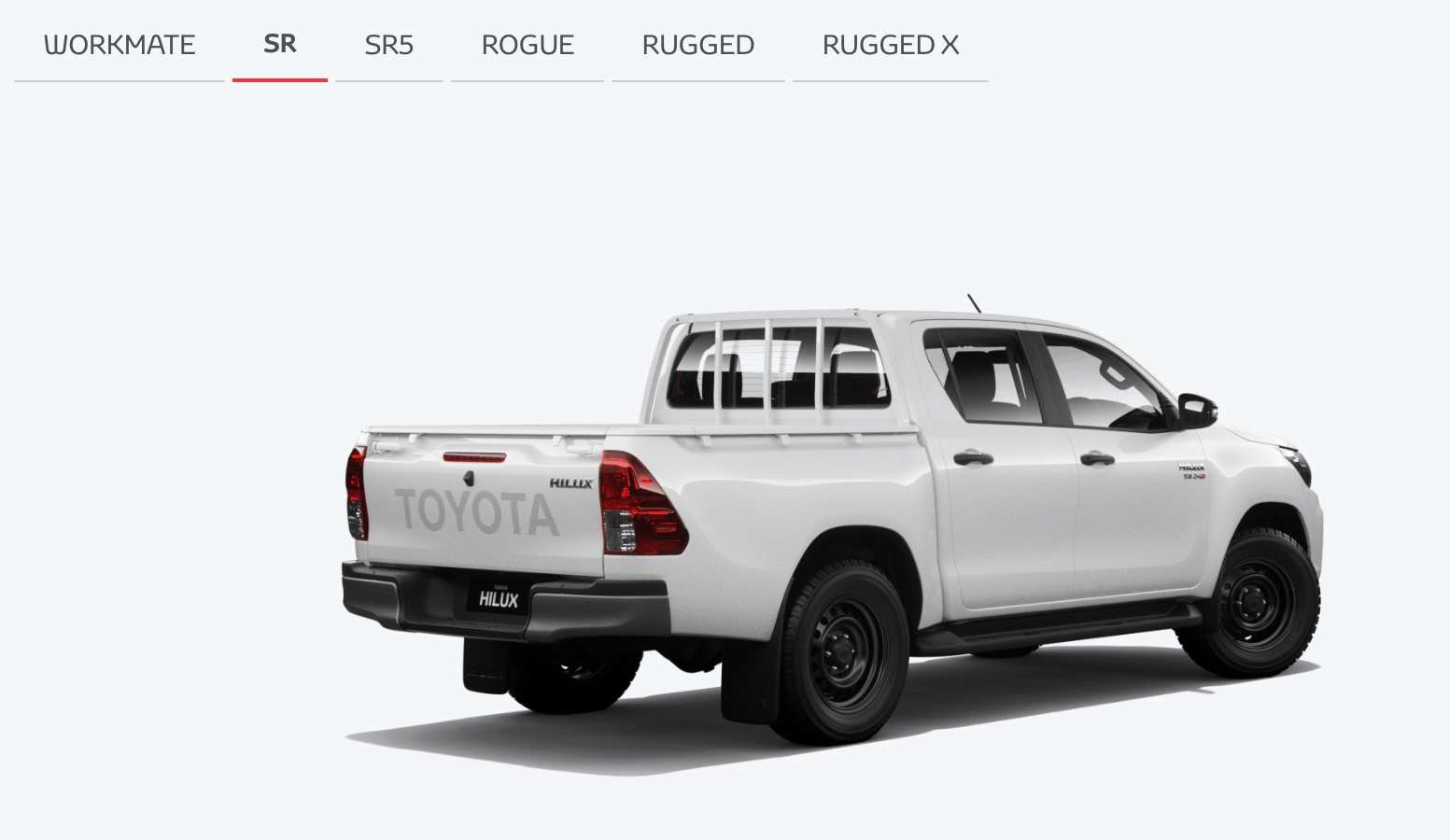 80 The 2019 Toyota Hilux Facelift Redesign and Concept with 2019 Toyota Hilux Facelift
