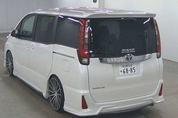 80 The 2019 Toyota Noah Redesign for 2019 Toyota Noah