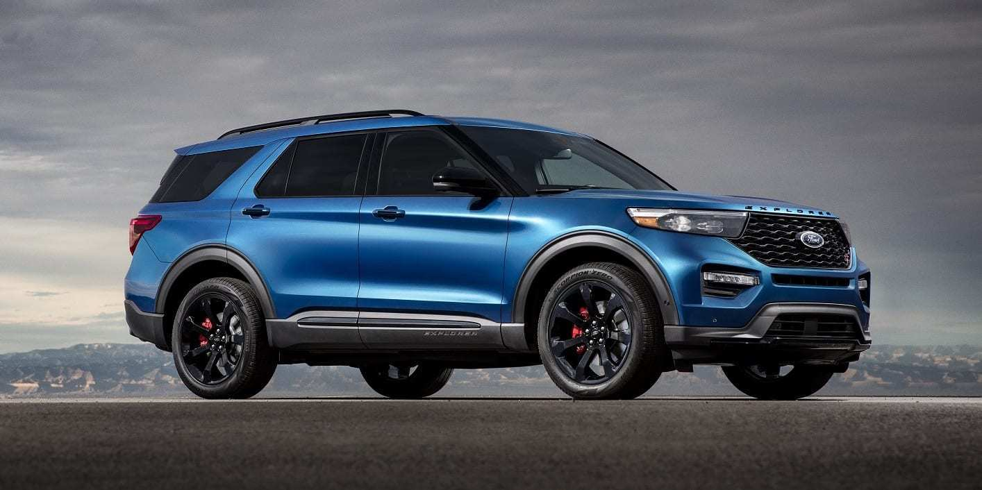 80 The 2020 Ford Explorer Design Performance and New Engine with 2020 Ford Explorer Design
