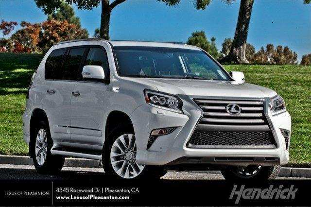 80 The New 2019 Lexus Gx Speed Test for New 2019 Lexus Gx