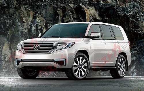 80 The Toyota V8 2020 New Concept for Toyota V8 2020