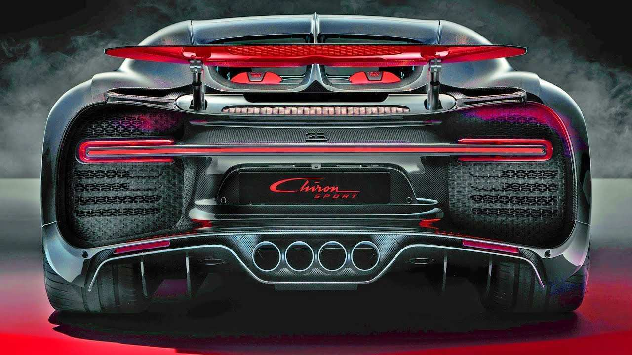 81 All New 2019 Bugatti Chiron Concept for 2019 Bugatti Chiron