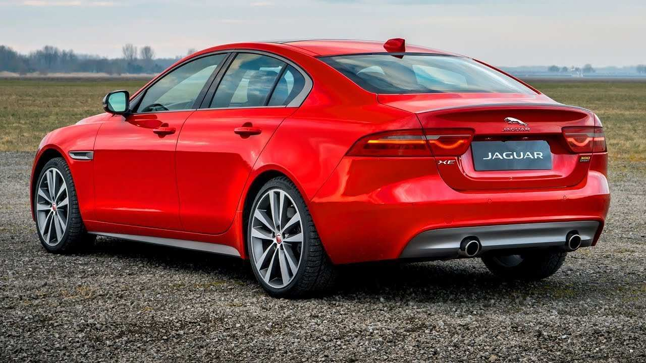 81 All New 2019 Jaguar Sedan Model by 2019 Jaguar Sedan