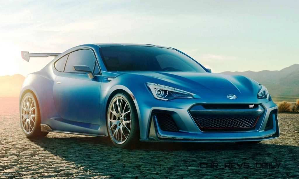 81 All New 2019 Subaru Brz Turbo New Review by 2019 Subaru Brz Turbo