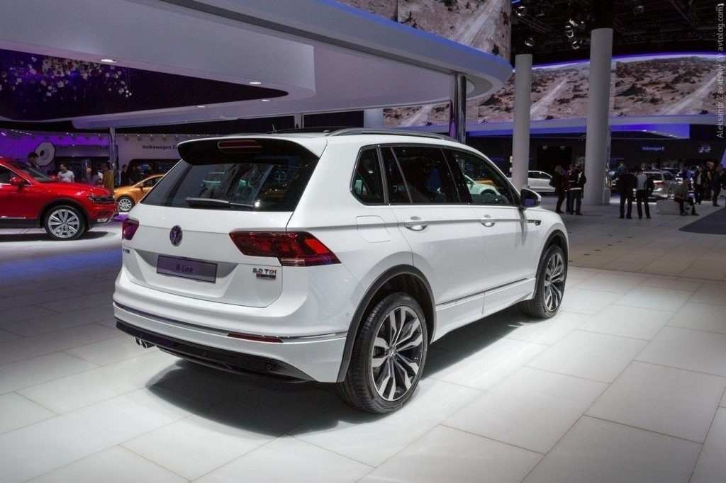 81 All New 2019 Volkswagen Tiguan Review Redesign and Concept with 2019 Volkswagen Tiguan Review