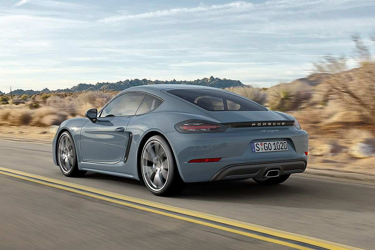 81 All New 2020 Porsche 718 Cayman Picture with 2020 Porsche 718 Cayman