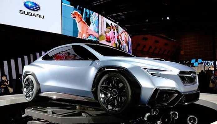 81 All New 2020 Subaru Wrx Redesign Speed Test with 2020 Subaru Wrx Redesign