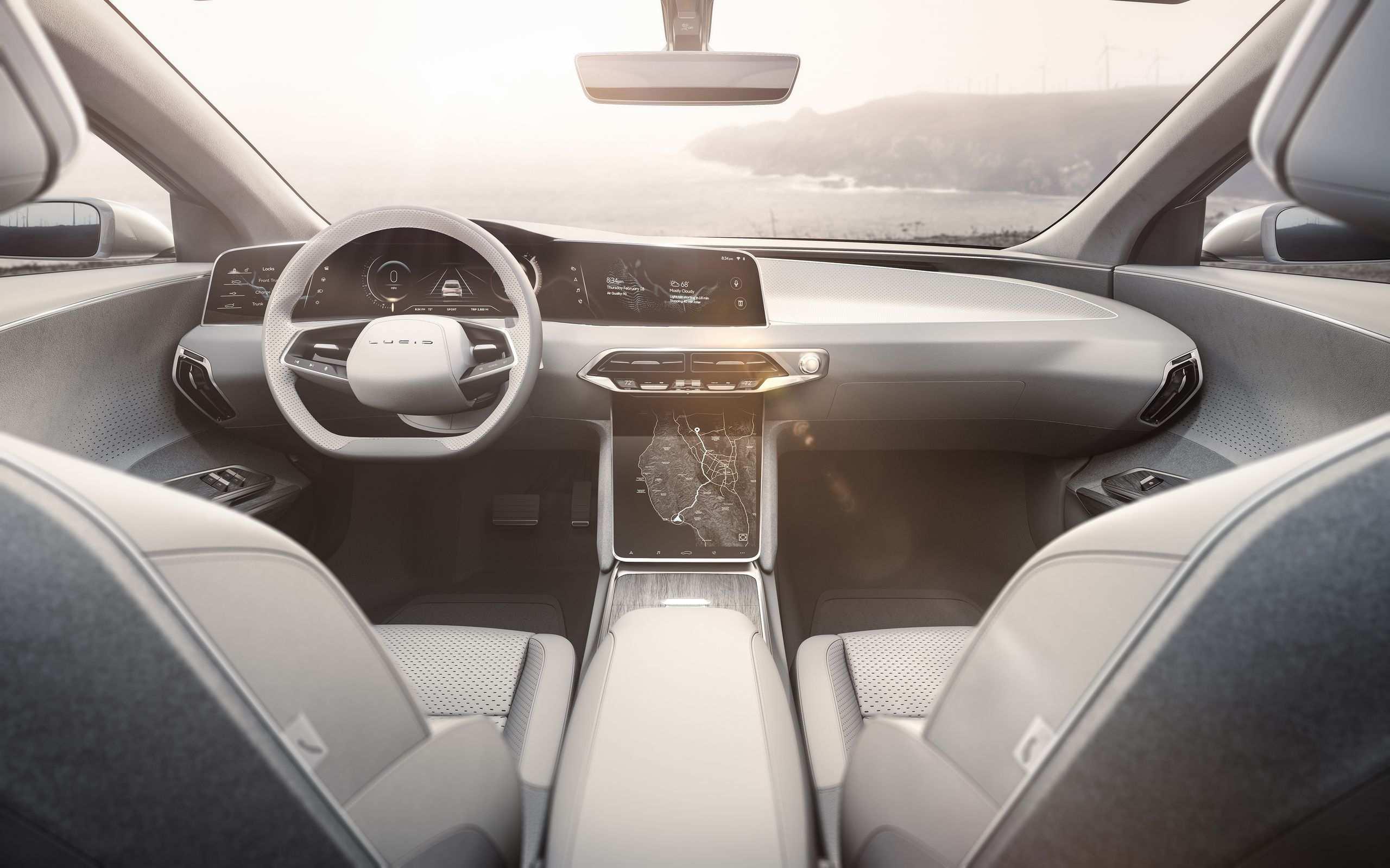 81 All New Lucid Air 2019 Tesla Model S Killer Performance and New Engine for Lucid Air 2019 Tesla Model S Killer
