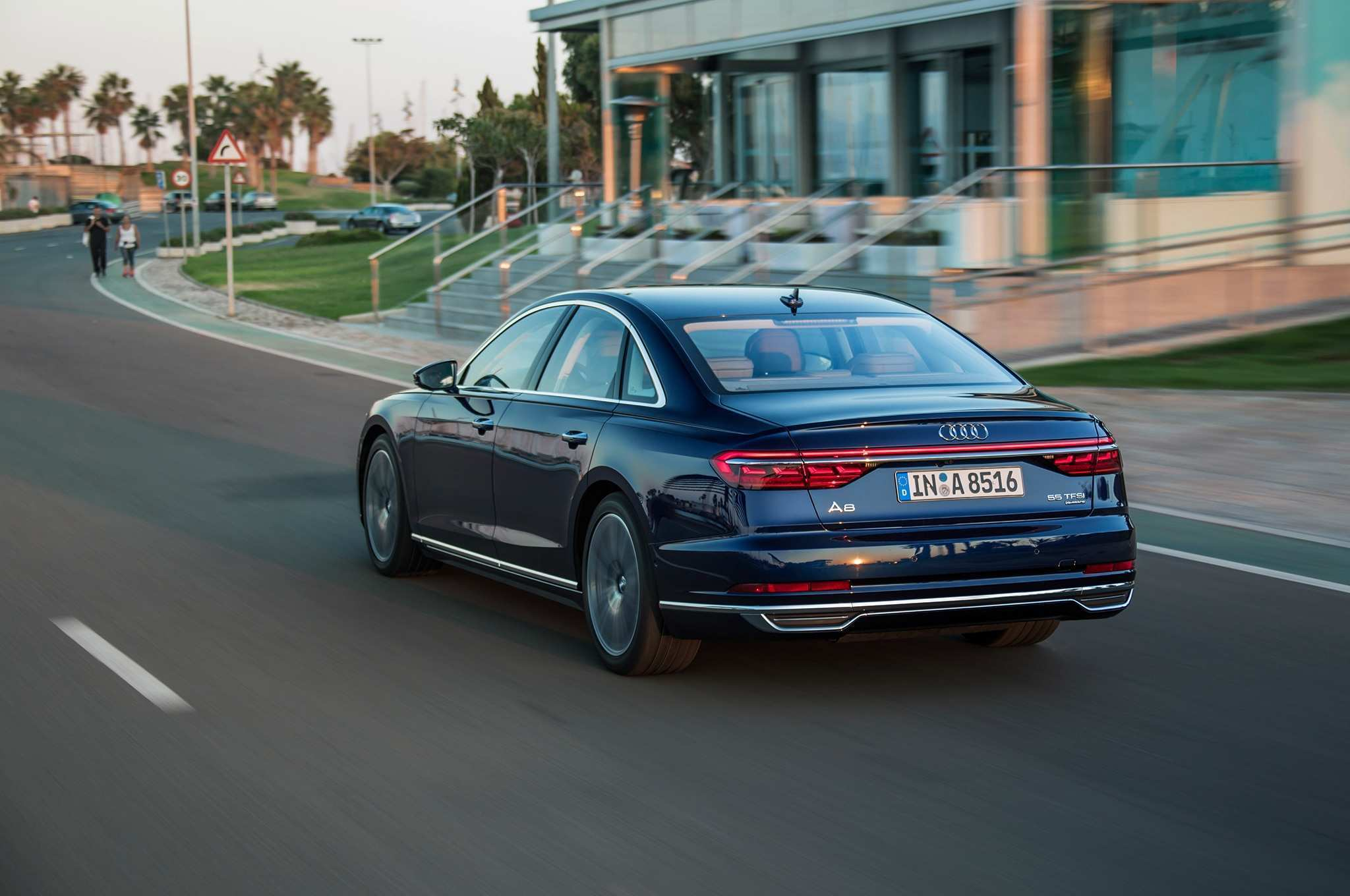 81 Best Review 2019 Audi A8 Debut Pictures with 2019 Audi A8 Debut