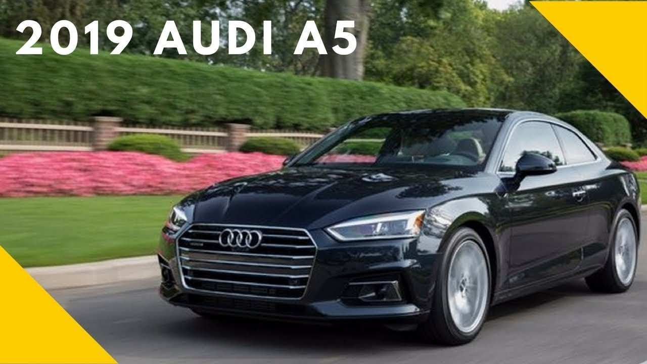 81 Best Review 2019 Audi Release Date Redesign and Concept with 2019 Audi Release Date