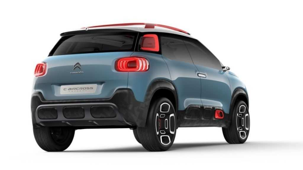 81 Best Review 2019 Citroen Cactus Interior with 2019 Citroen Cactus