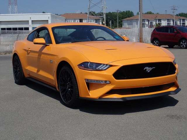 81 Best Review 2019 Ford Mustang Gt Premium Release by 2019 Ford Mustang Gt Premium