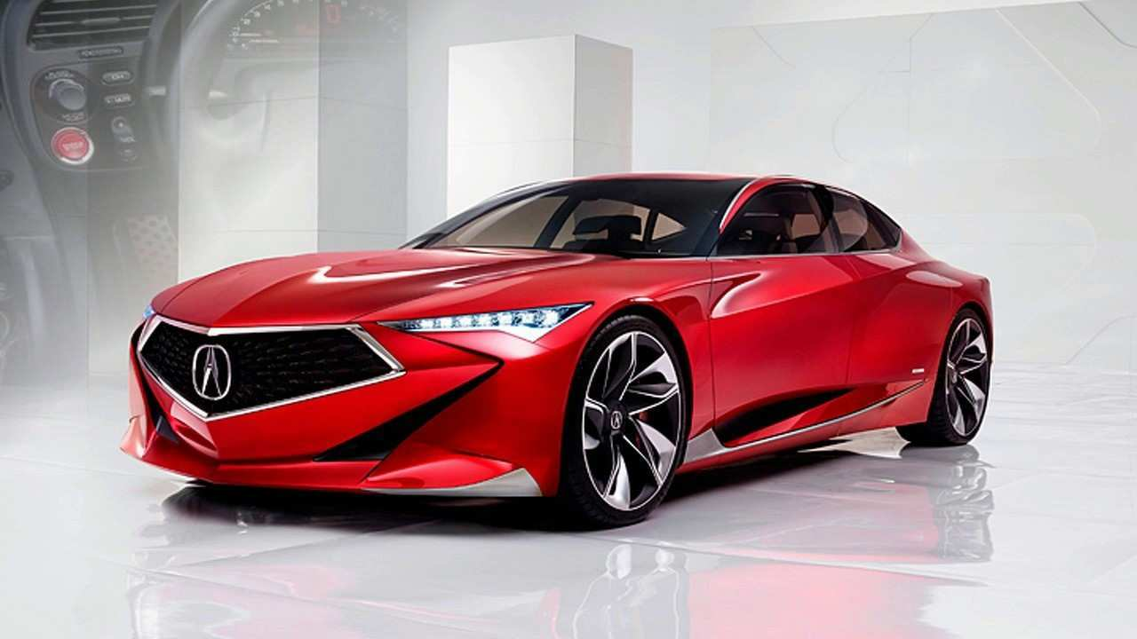 81 Best Review 2019 Honda Sports Car Performance and New Engine with 2019 Honda Sports Car