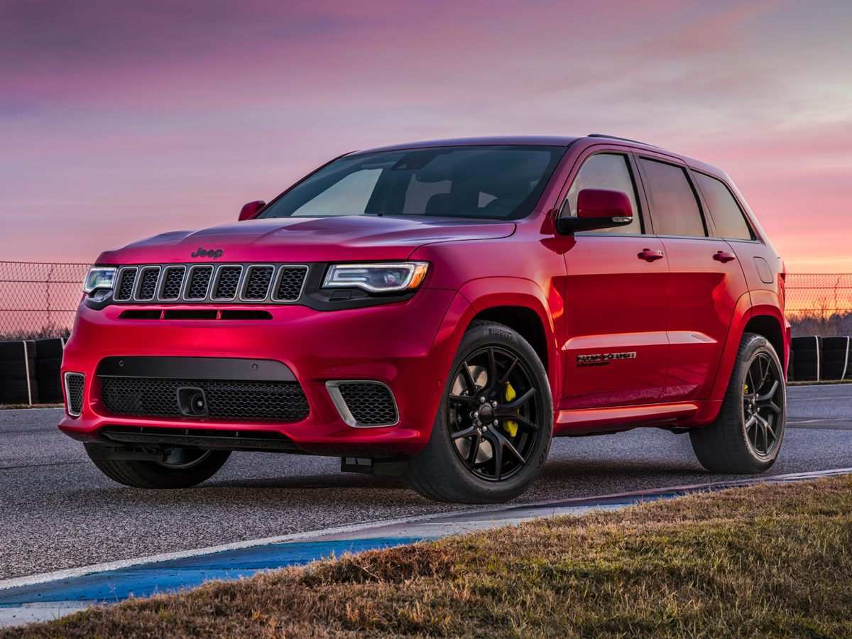81 Best Review 2019 Jeep Trackhawk Performance and New Engine by 2019 Jeep Trackhawk