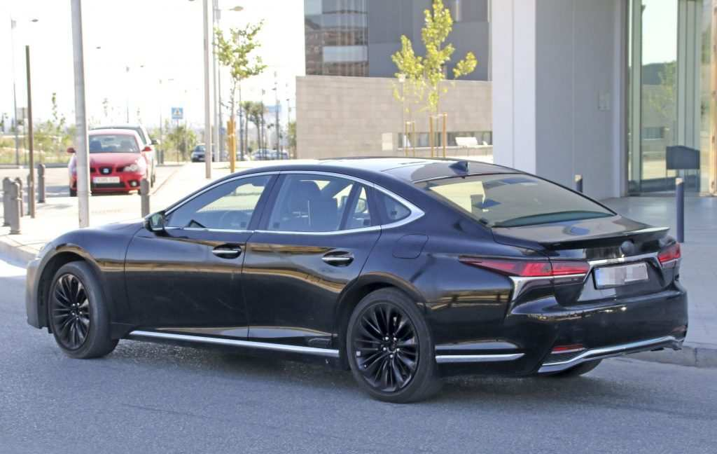 81 Best Review 2019 Lexus Ls Price First Drive for 2019 Lexus Ls Price
