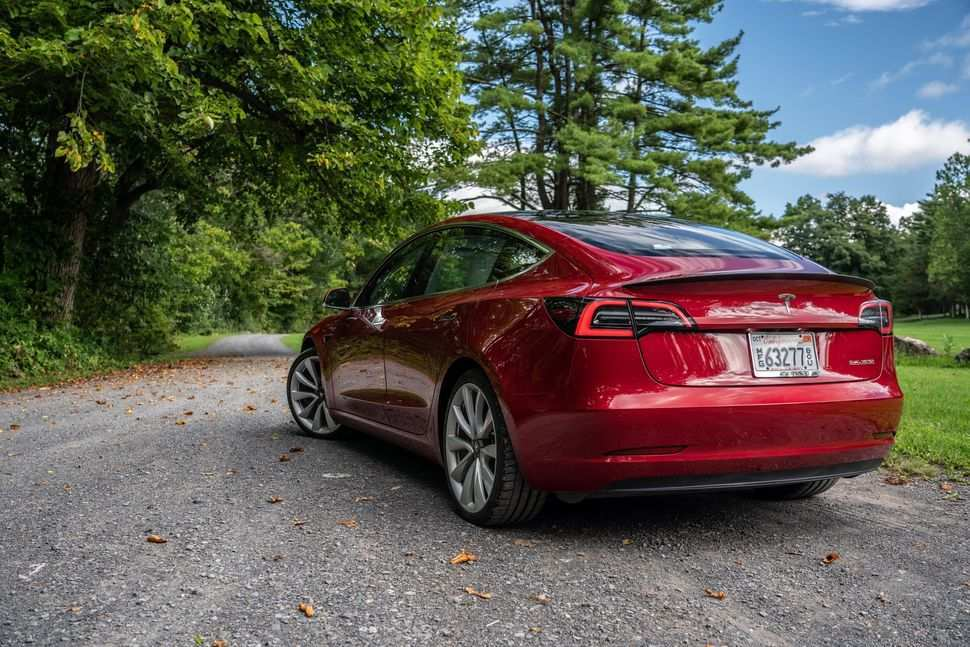 81 Best Review 2019 Tesla Model 3 Picture with 2019 Tesla Model 3