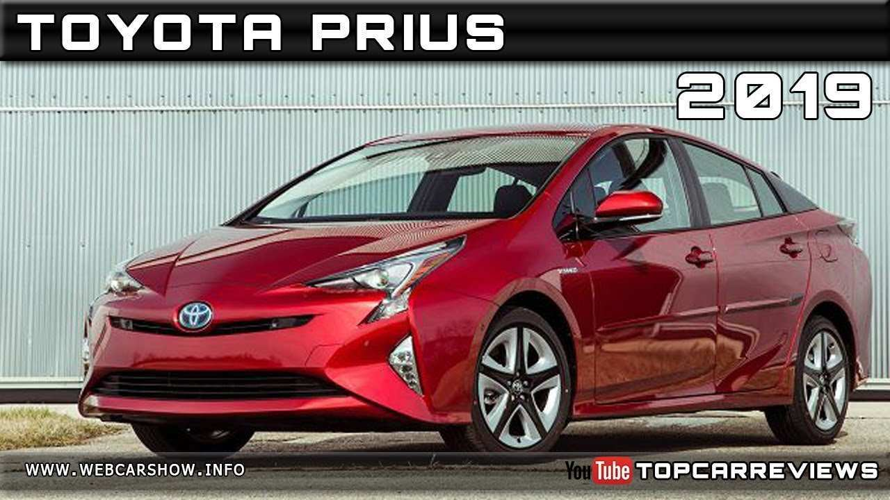 81 Best Review 2019 Toyota Prius Prime Release Date Engine by 2019 Toyota Prius Prime Release Date