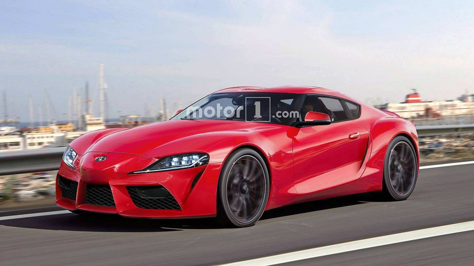 81 Best Review 2019 Toyota Supra News Exterior for 2019 Toyota Supra News