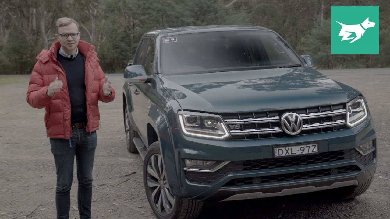 81 Best Review 2019 Vw Amarok Photos with 2019 Vw Amarok