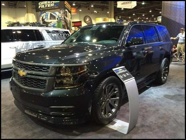 81 Best Review 2020 Chevrolet Tahoe Redesign Overview with 2020 Chevrolet Tahoe Redesign