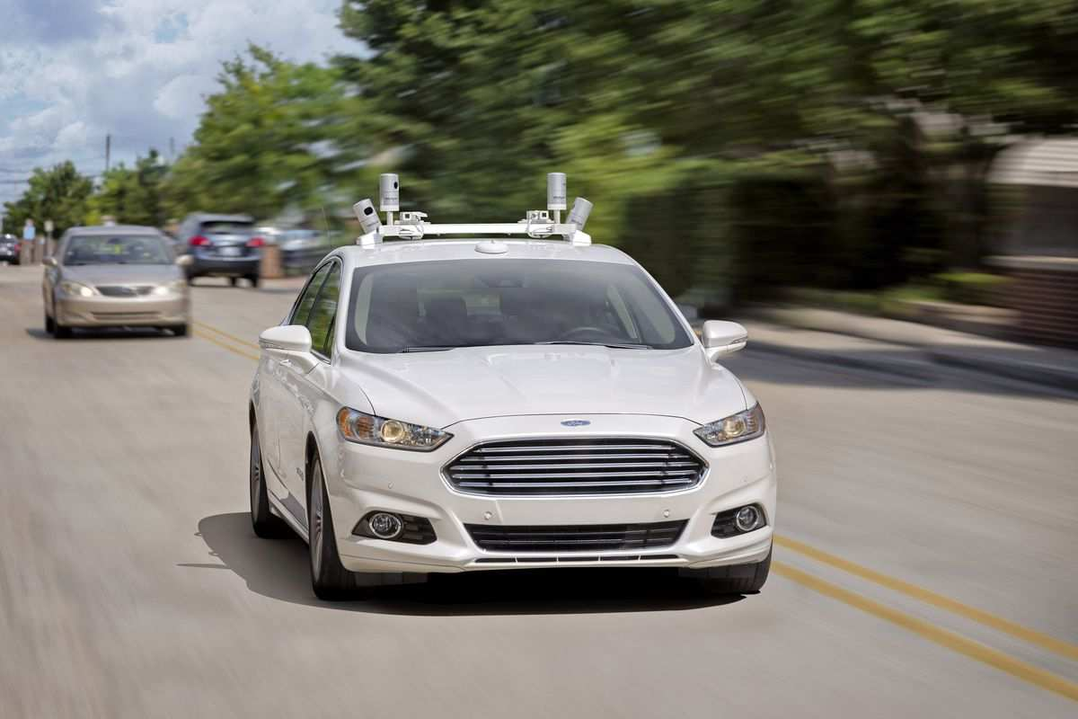81 Best Review Ford 2020 Driverless Speed Test for Ford 2020 Driverless