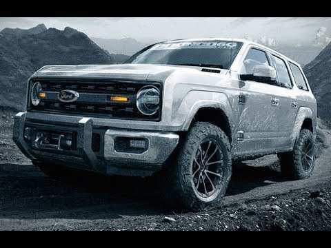 81 Best Review Ford Bronco 2020 4 Door Exterior and Interior with Ford Bronco 2020 4 Door
