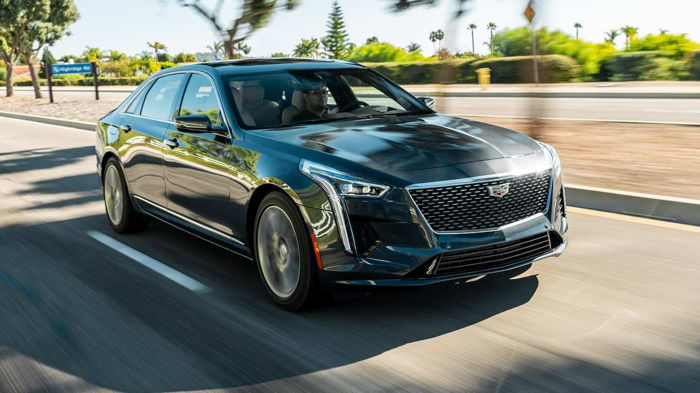 81 Concept of 2019 Cadillac Ct6 Performance and New Engine by 2019 Cadillac Ct6