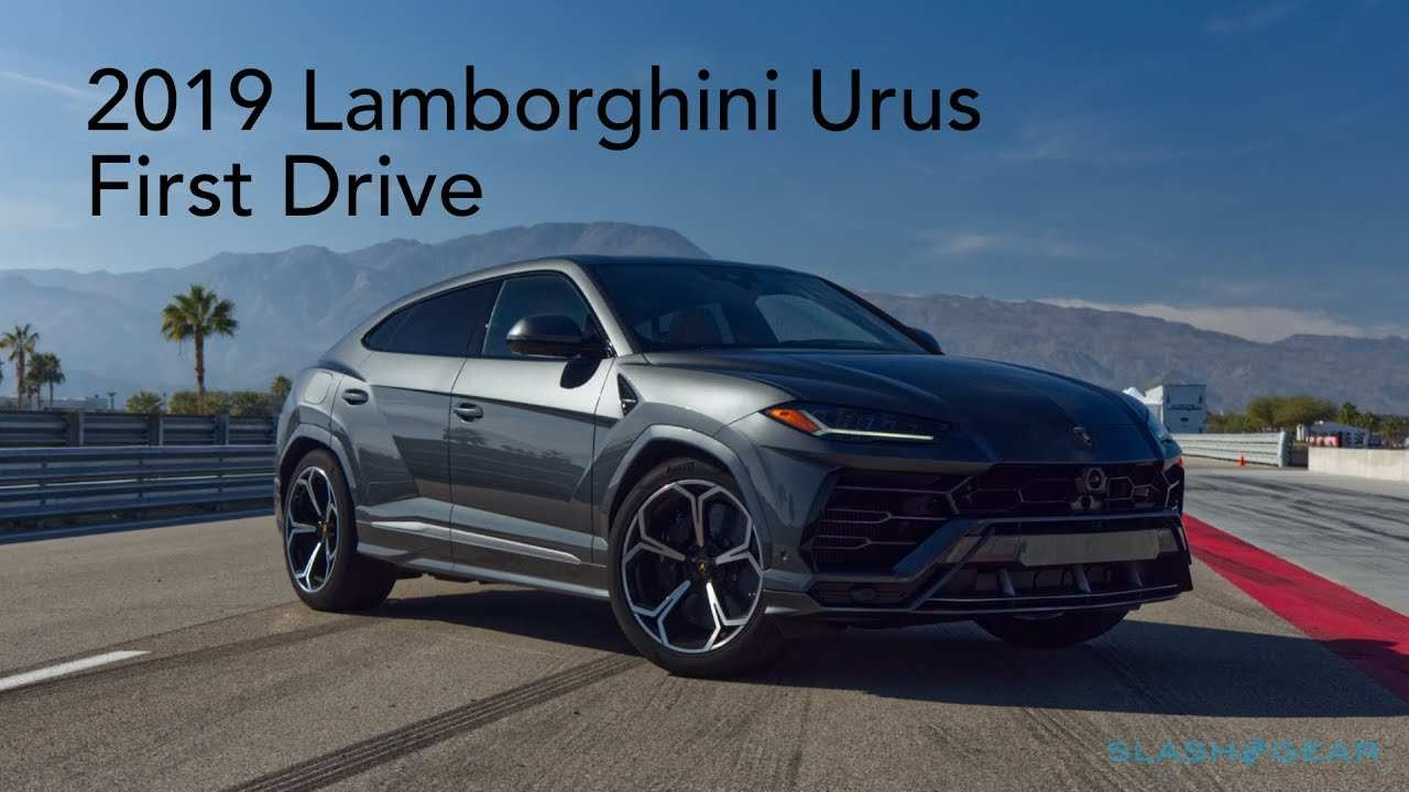 81 Concept of 2019 Lamborghini Urus Review Interior with 2019 Lamborghini Urus Review