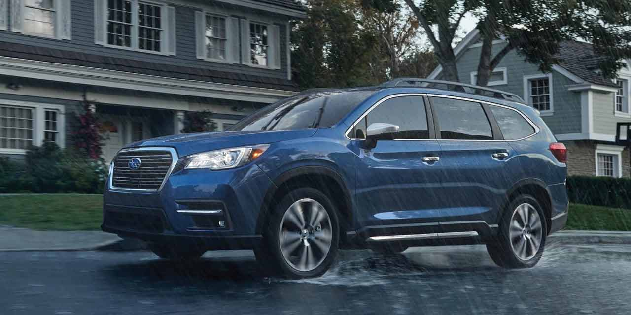81 Concept of 2019 Subaru Ascent Towing Capacity Performance and New Engine by 2019 Subaru Ascent Towing Capacity