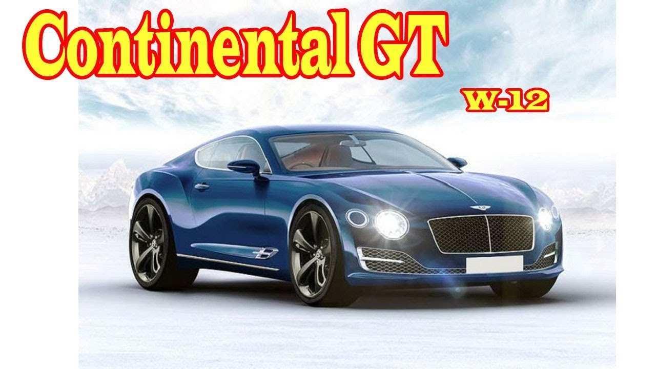 81 Concept of 2020 Bentley Gt Review with 2020 Bentley Gt